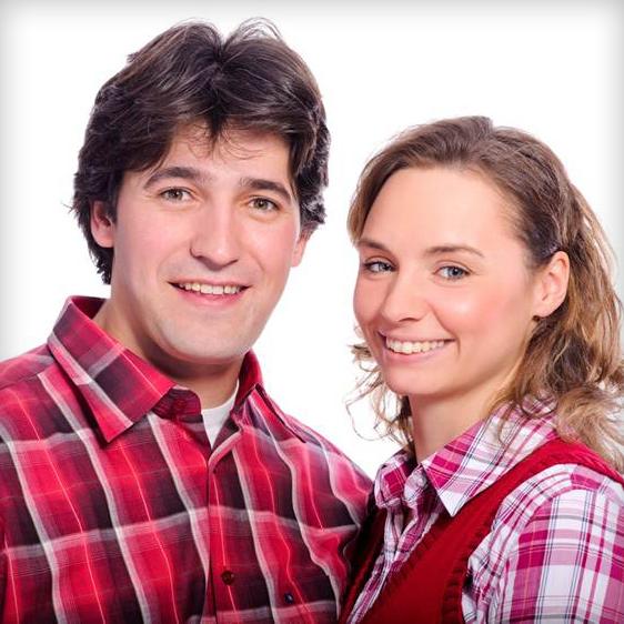 Andreas und Daniela da Trindade